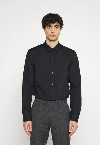 2 PACK - Camicia elegante - black/red