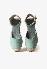 Toni Pons - LLORET - Zapatos de plataforma - mint - 1