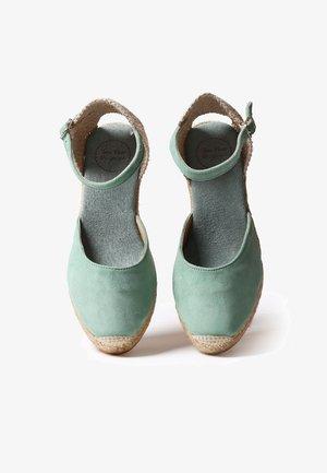 LLORET - Platform heels - mint