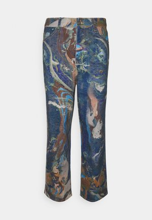 MARBLE - Jeans Relaxed Fit - multi