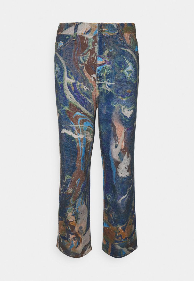 Jaded London - MARBLE - Jeans relaxed fit - multi