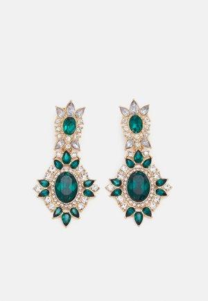 PCBETTINA EARRINGS - Earrings - gold-coloured
