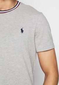 Polo Ralph Lauren - T-shirts print - light grey - 5