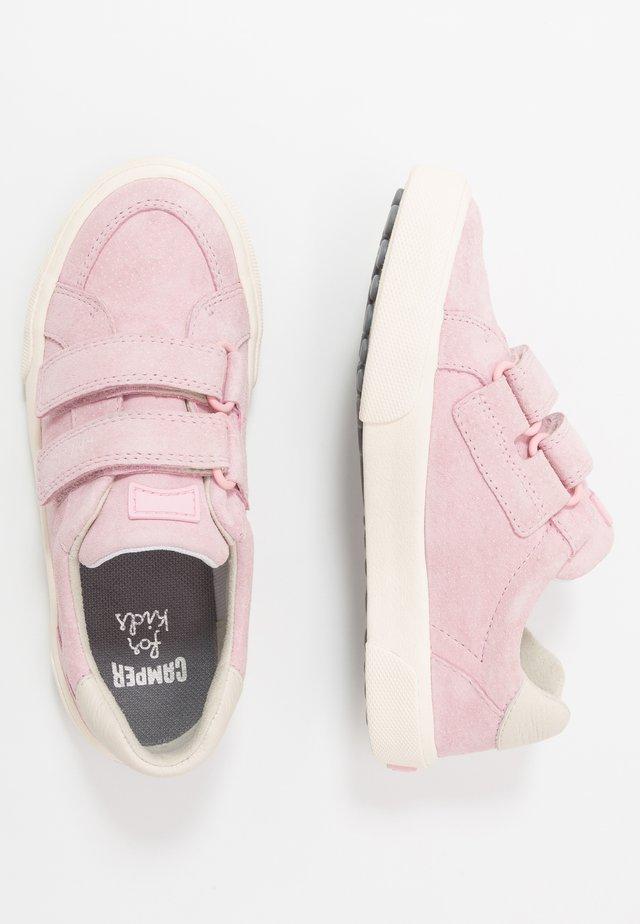 PURSUIT KIDS - Baskets basses - pink