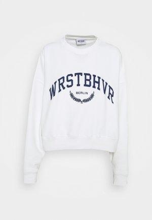 SWEATER - Sweatshirt - off white