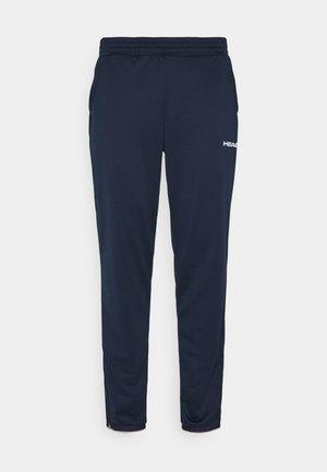 BREAKER PANTS - Pantalones deportivos - dress blue