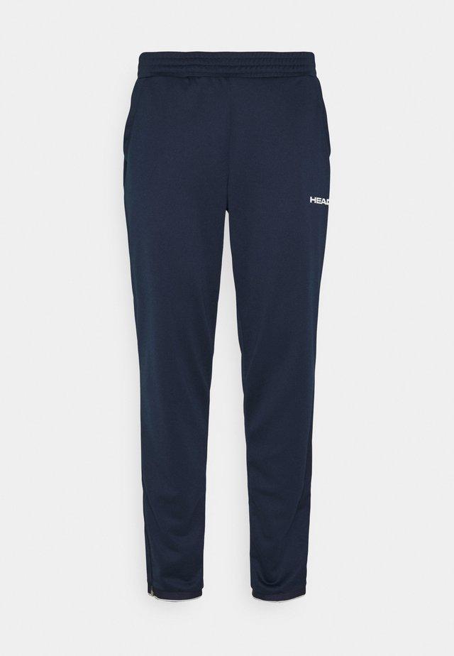 BREAKER PANTS - Teplákové kalhoty - dress blue