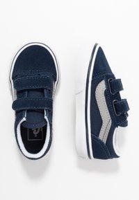 Vans - OLD SKOOL - Zapatillas - dress blues/drizzle - 0