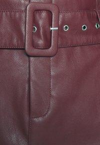 ONLY Tall - ONLJESSIE SKIRT - A-line skirt - fired brick - 2