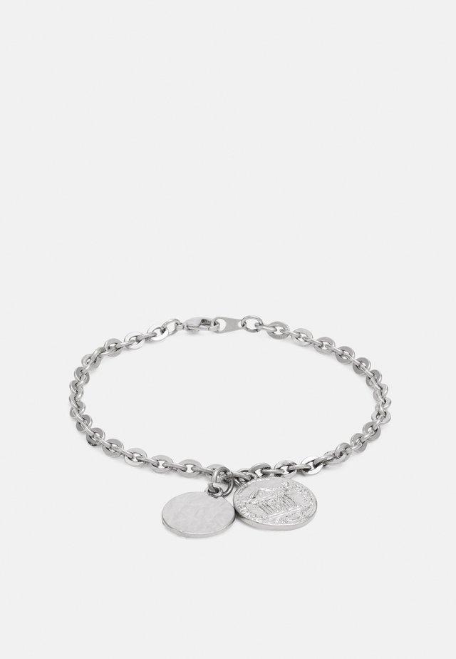 ANCIENT BRACELET UNISEX - Armband - silver-coloured