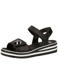 Rieker - Platform sandals - schwarz 00 - 3
