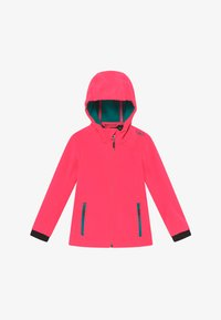 CMP - GIRL FIX HOOD - Softshellová bunda - gloss - 2