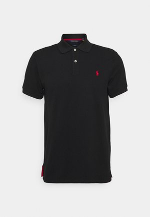 SHORT SLEEVE - Polo shirt - polo black