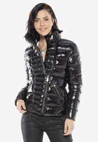 Cipo & Baxx - Winter jacket - black - 0