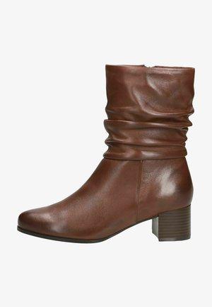 Korte laarzen - muscat soft