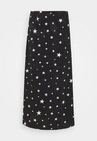 Fabienne Chapot - HALL COCO SKIRT - Pencil skirt - black/warm white - 0