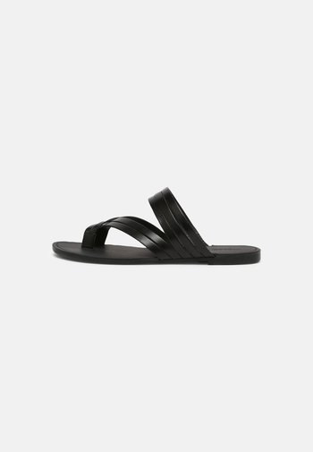 TIA - Flip Flops - black