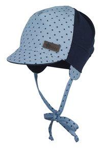 Sterntaler - BABY SCHIRMMÜTZEJUNGEN  - Hat - light blue - 0