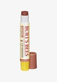 Burt's Bees - LIP SHIMMER - Lippenbalsam - caramel - 0