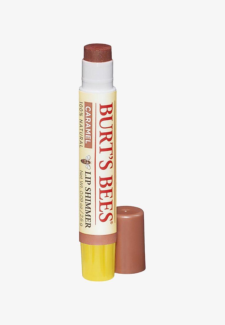Burt's Bees - LIP SHIMMER - Lippenbalsam - caramel