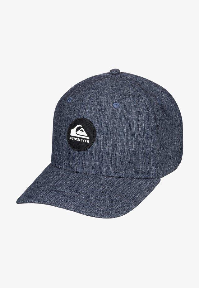 Cap - navy blazer heather