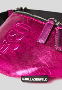 KARL LAGERFELD - Bum bag - metallic f - 4