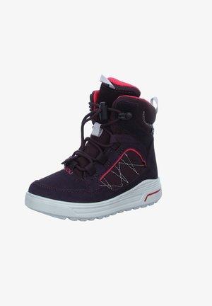 Winter boots - lila