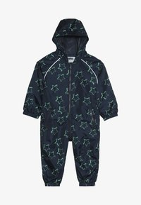 mothercare - BABY STAR PUDDLESUIT - Overal - blue - 3