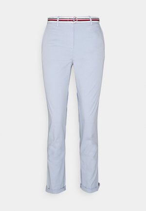 CHINO SLIM PANT - Chinos - breezy blue