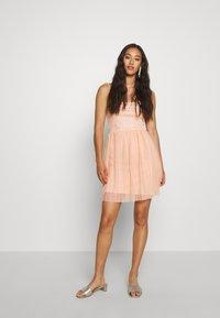 Even&Odd - Koktejlové šaty/ šaty na párty - dusty pink - 1