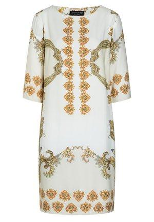 KURZARMKLEID APOLY - Day dress - offwhite