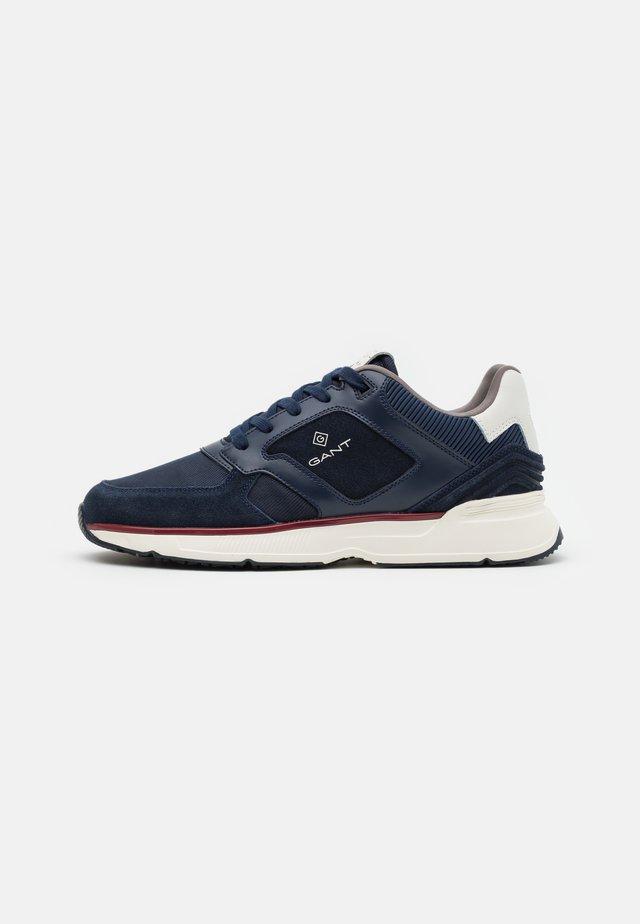 BEEKER - Sneakers laag - marine