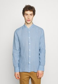 120% Lino - Shirt - blue colony - 0