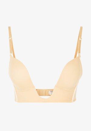 V BRA - Multiway / Strapless bra - skin