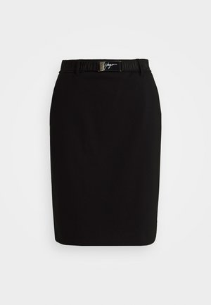 RYENA - Blyantnederdel / pencil skirts - black