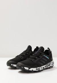 adidas Performance - TERREX SPEED LD - Trail running shoes - core black/ash grey - 2