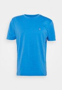 STONE BLANKS BSC SS - T-shirt - bas - ballpoint blue