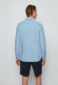 BOSS - MAGNETON - Shirt - open blue - 2