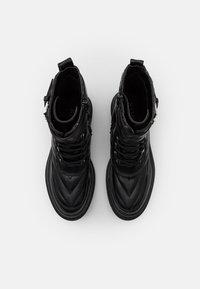 RAID - BRIANAH - Platform ankle boots - black - 5