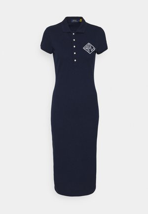 Shift dress - cruise navy