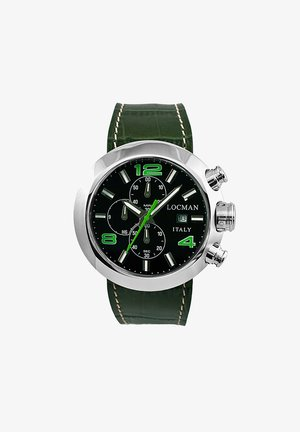 Chronograph watch - grün