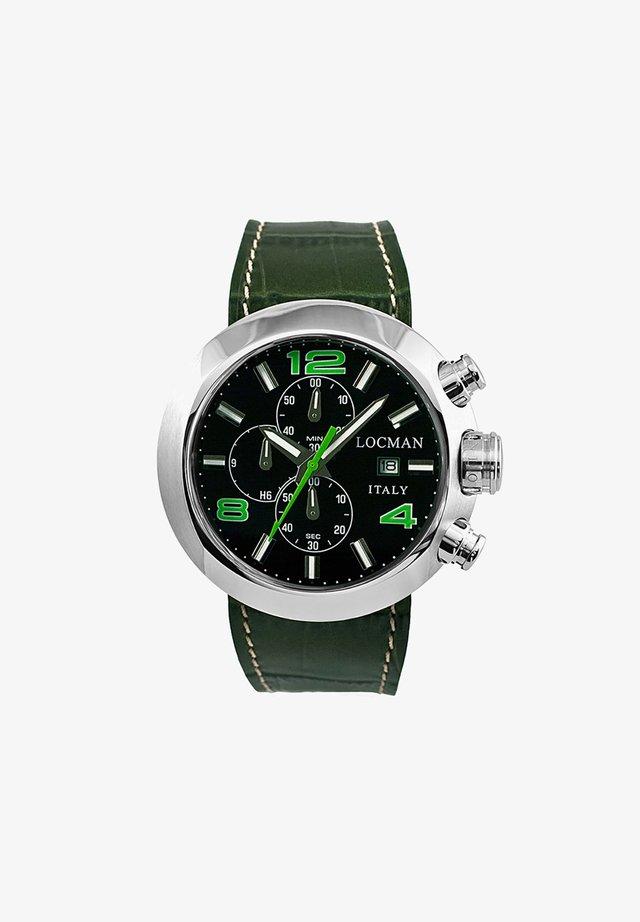 Chronograaf - grün