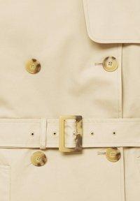 Mango - POLANA - Trenchcoat - beige - 8