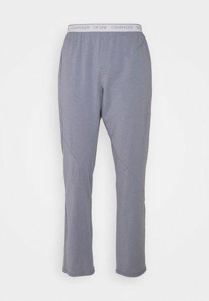 ONE SLEEP PANT - Pyjamabroek - blue
