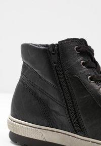 Gabor - Sneakers high - schwarz - 2