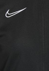 Nike Performance - SUIT - Tracksuit - black/white - 5