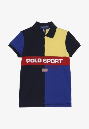 Polotričko - cruise navy/multi