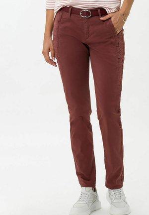 STYLE MERRIT - Pantalon classique - rosewood