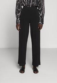 By Malene Birger - MIELA - Trousers - black - 0