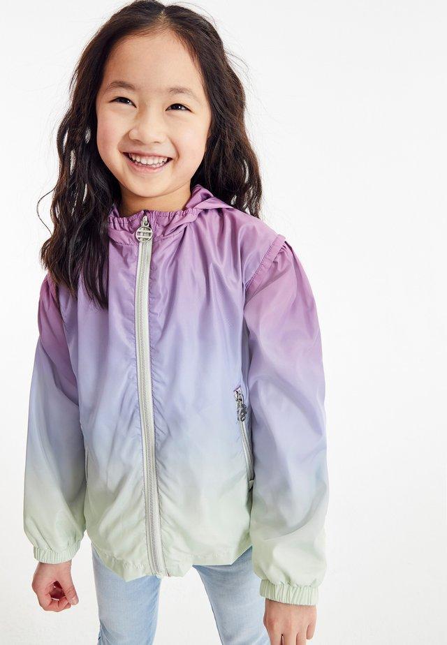 Lehká bunda - multi coloured